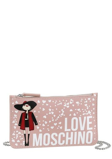 Bag Mini Moschino Mit Love Druck Modischem qzPEUaw