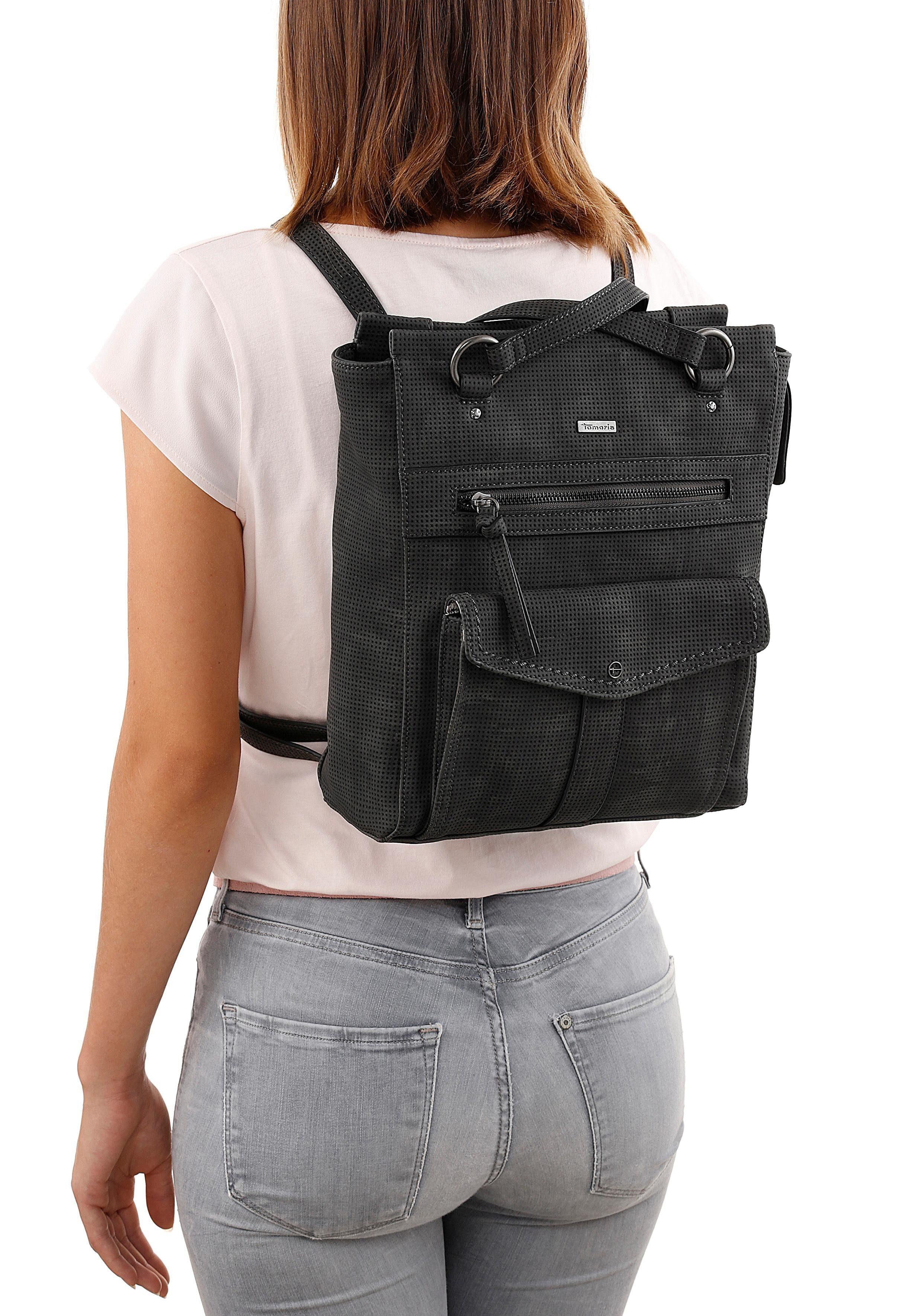 Tamaris Als Handtasche Auch »adriana« Tragbar Cityrucksack awPagRF