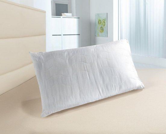 KBT Bettwaren Anti-Schnarch Kissen »Form-Line Anti Schnarch«, speziell für Rückenschläfer