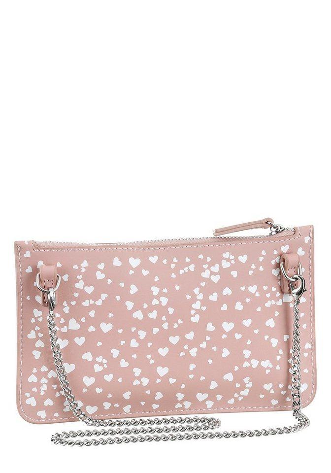 LOVE MOSCHINO Mini Bag, mit modischem Druck