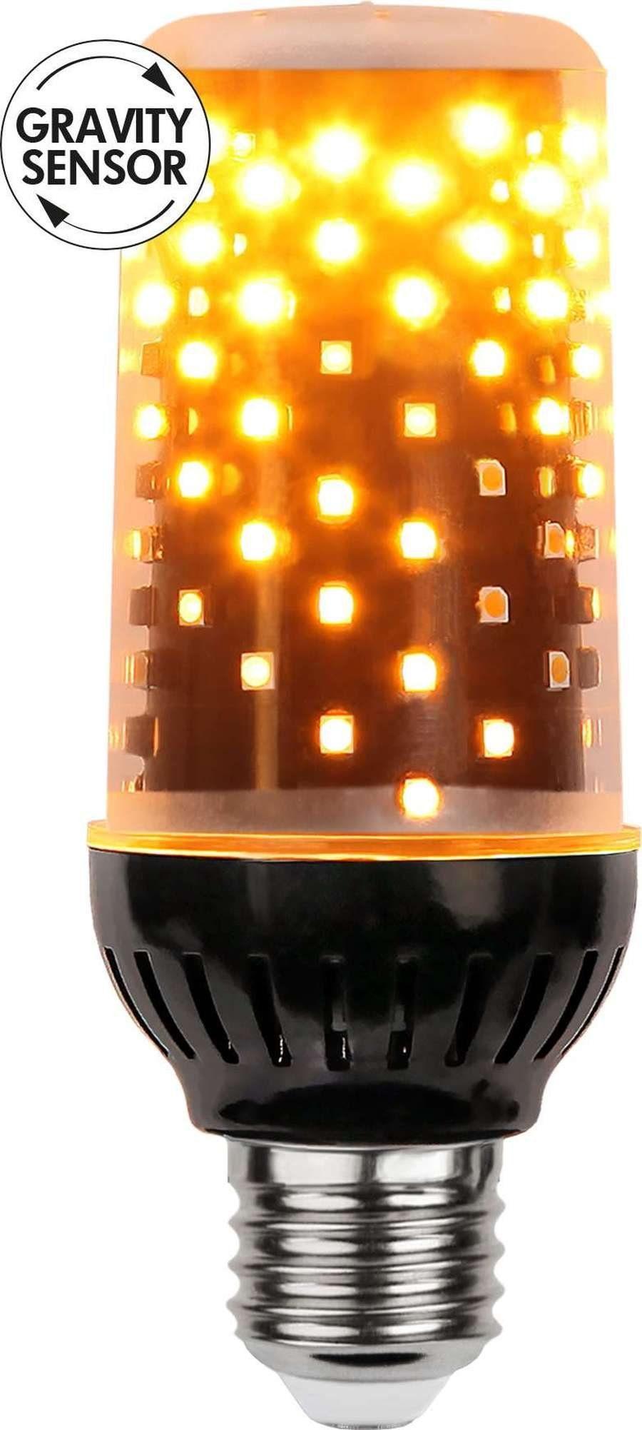 Star Deko LED-Lampe »Flame Lamp«