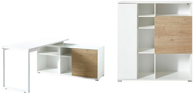 Büromöbel Sets - GERMANIA Büro Set »GW Paseo«, (Set, 2 tlg)  - Onlineshop OTTO