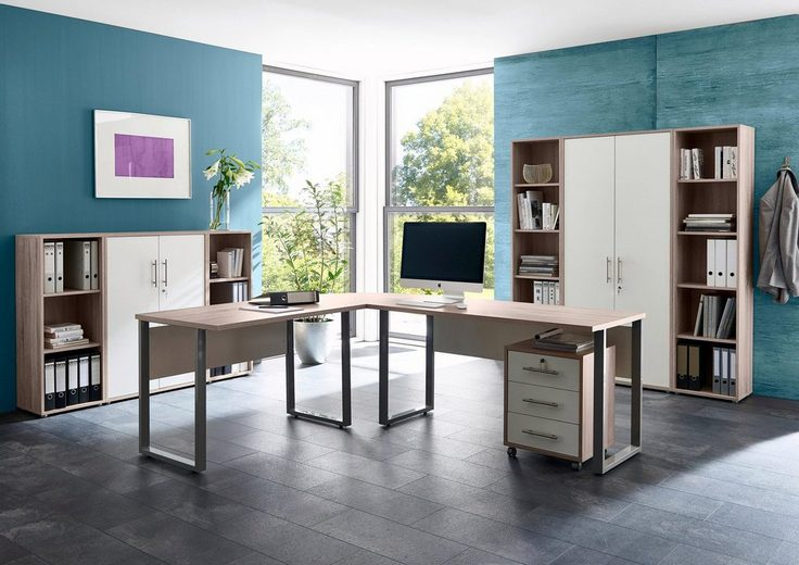 Büro-Set »Tabor Office 5«, (Set, 10-tlg)