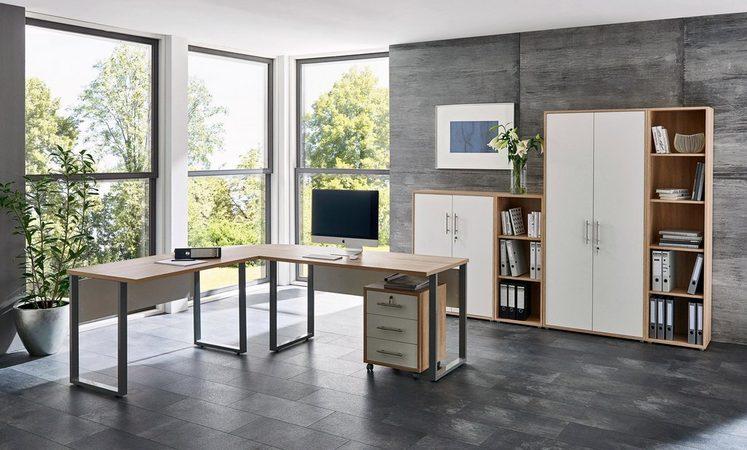 Büro-Set »Tabor Office 4«, (Set, 8-tlg)