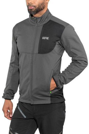 GORE® Wear Softshelljacke »C5 Windstopper Thermo Trail Jacket Men«