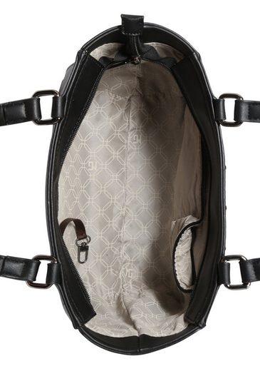 Kachelmuster Auffälligem Mit Handtasche Piu Er qzIwHPaI