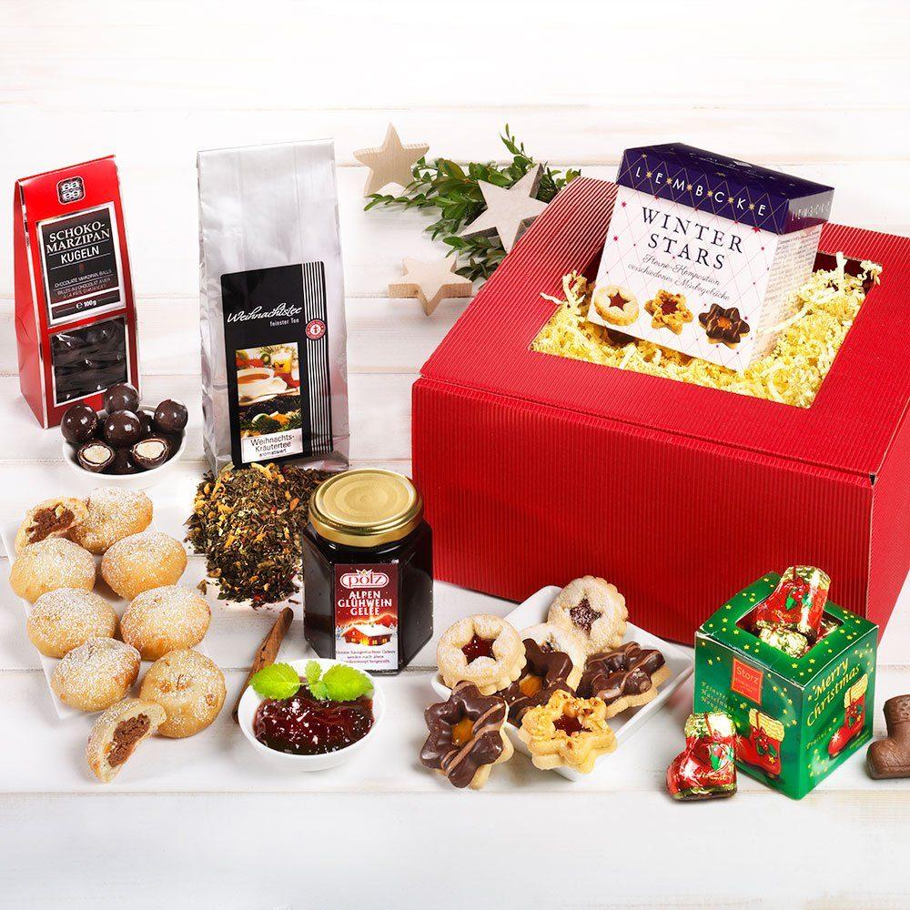 Schrader Weihnachts-Genussbox