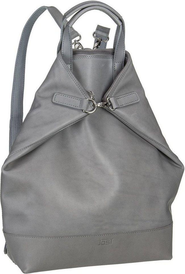 Damen Jost Rucksack  Daypack Rana 1207 X-Change 3in1 Bag S grau   04025307718560