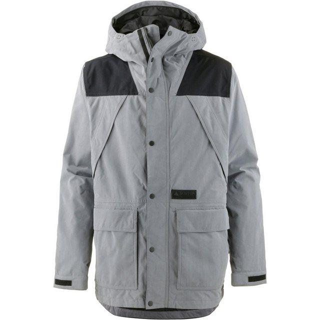 Burton Snowboardjacke »Cloudfilter«   Sportbekleidung > Sportjacken > Snowboardjacken   Schwarz   Nylon - Wolle - Polyamid - Elastan   Burton