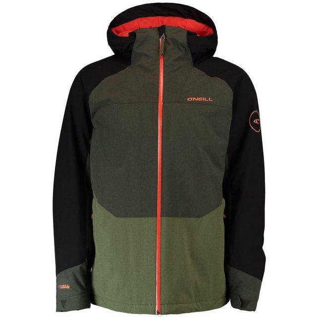 O´Neill Skijacke »Galaxy iv« | Sportbekleidung > Sportjacken > Skijacken | Grün | Polyester - Polyamid | O´Neill