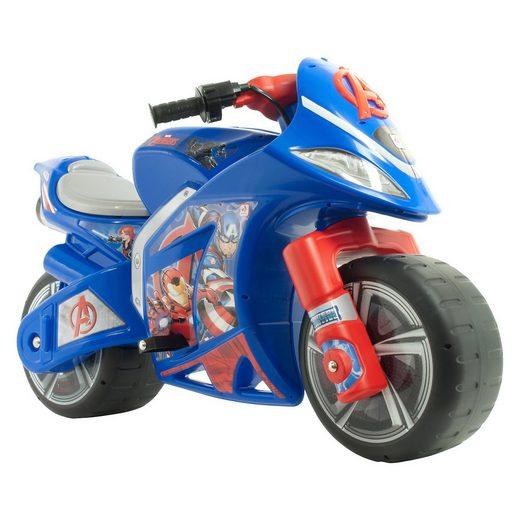 INJUSA Avengers Elektromotorrad Wind 6V, blau