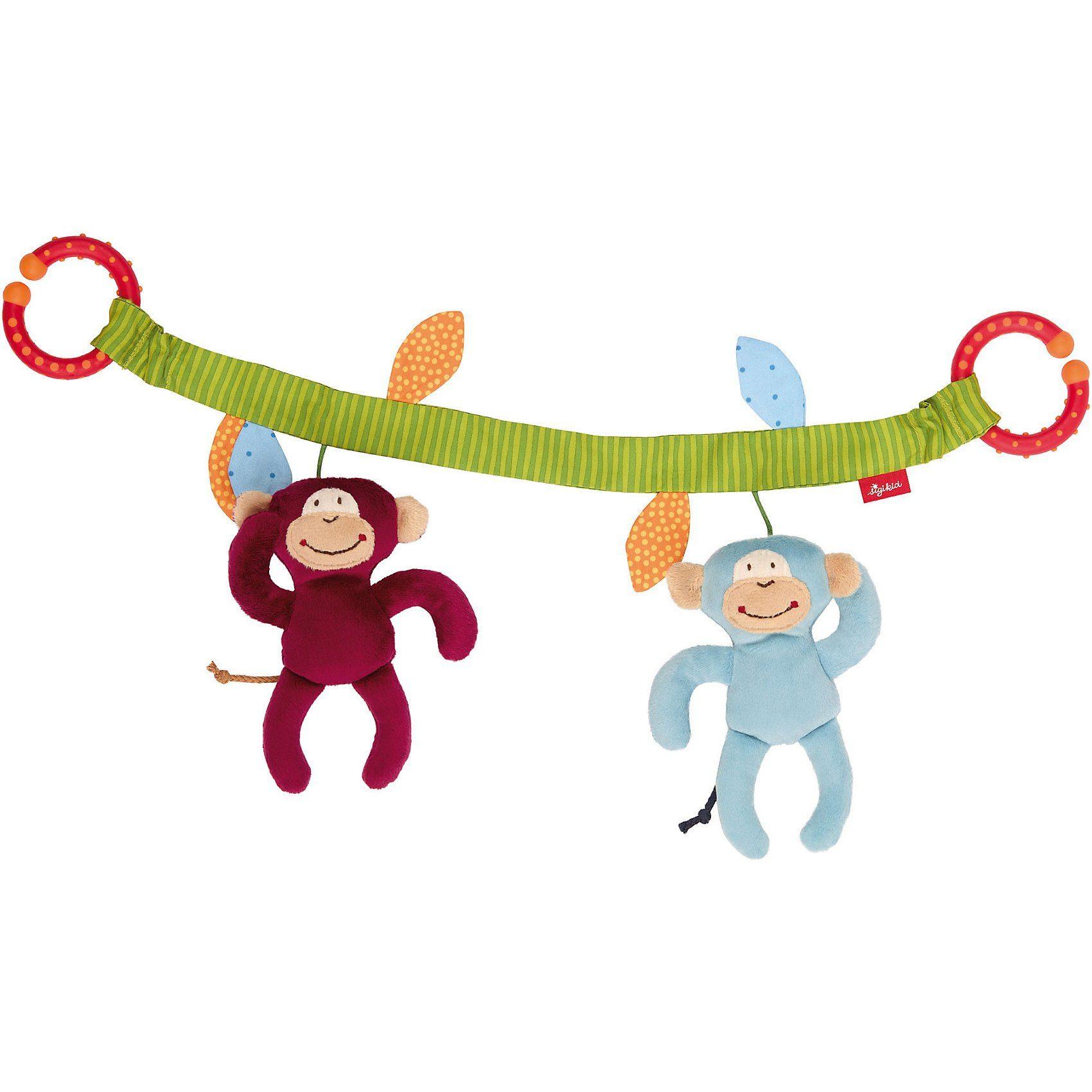 Sigikid Wagenkette, Affenbande (42172)