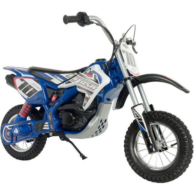 Elektrisches Kindermotorrad INJUSA XTreme Blue Fighter 24V*