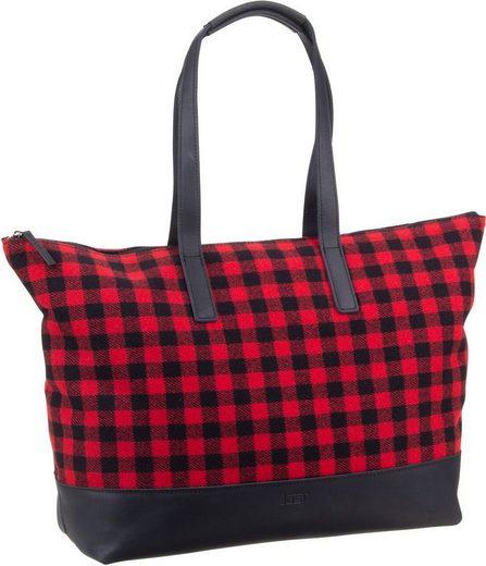 Shopper Black Shopper« »nura 3834 Jost red WDHI29eEY
