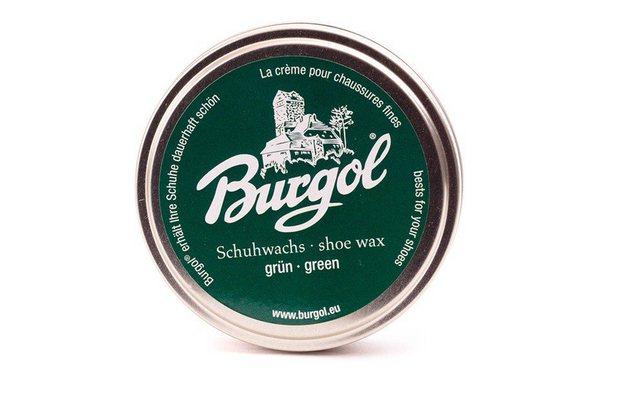 Burgol Schuhlöffel »Burgol Schuhcreme«, Imprägniert und verleiht Glanz | Schuhe > Schuhe-Pflegemittel | Grün | Burgol