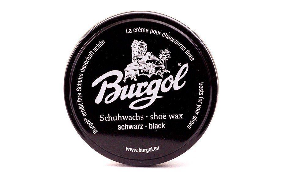 Burgol Schuhlöffel »Burgol Schuhcreme«, Imprägniert und verleiht Glanz | Schuhe > Schuhe-Pflegemittel | Schwarz | Burgol