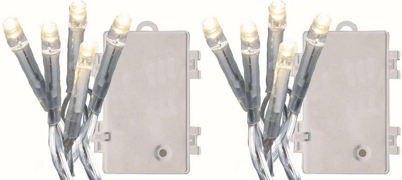 Star LED-Lichterkette »Dura String LED«