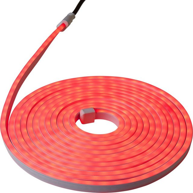 Star LED-Gartenbeleuchtung »Neoled Reel« | Lampen > Aussenlampen > Gartenleuchten | Rot | Star