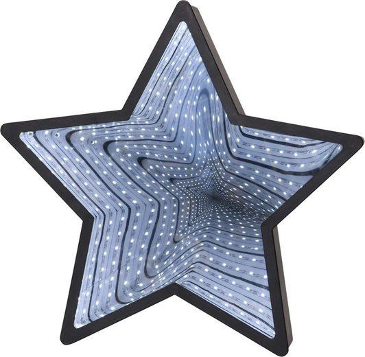 Star LED-Leuchtstern »Mirror Light«