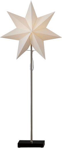 Star Standleuchte Sternform mit Holzfuß »Totto«