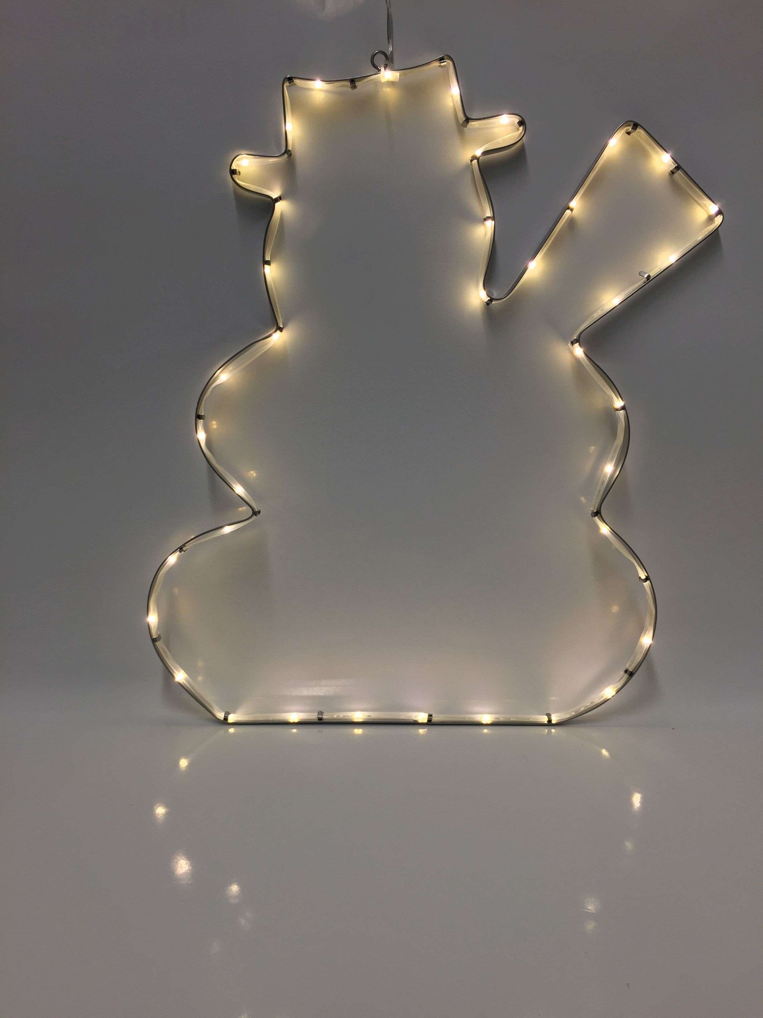 Star LED-Silhouette »LED-Silhouette«