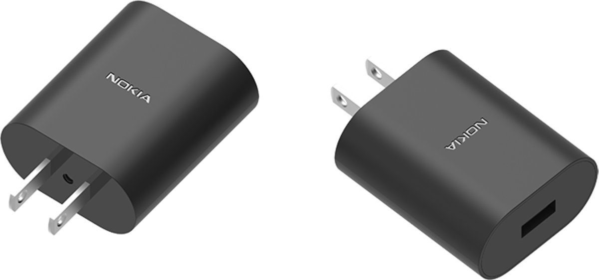 Nokia Lader »10W Wall Charger US AD-10WU«