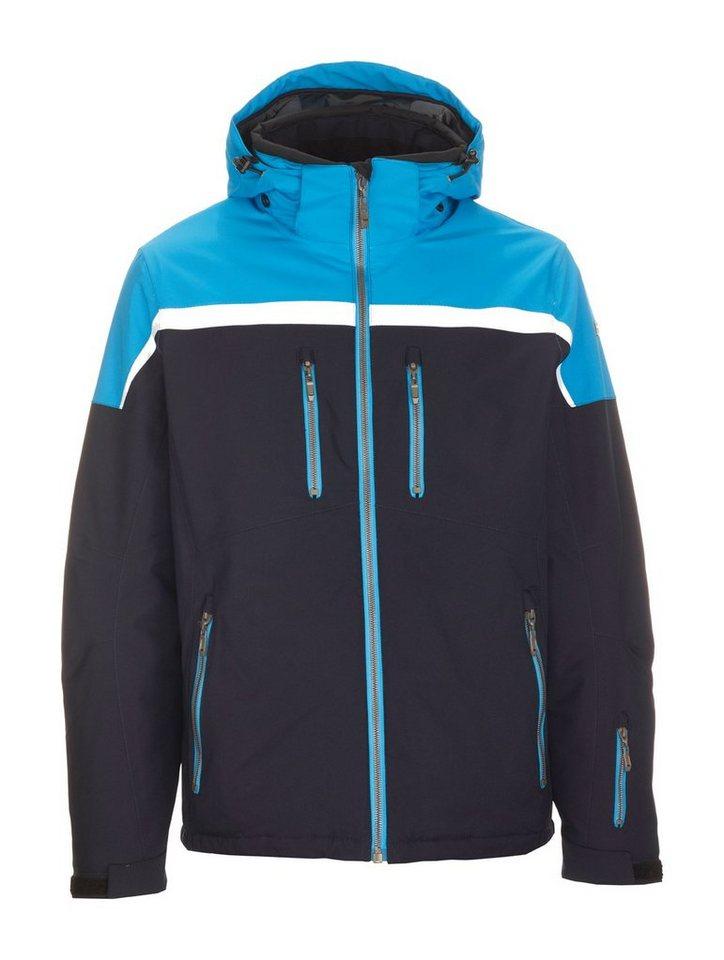 Herren Killtec Skijacke Helgro blau | 04056542944650