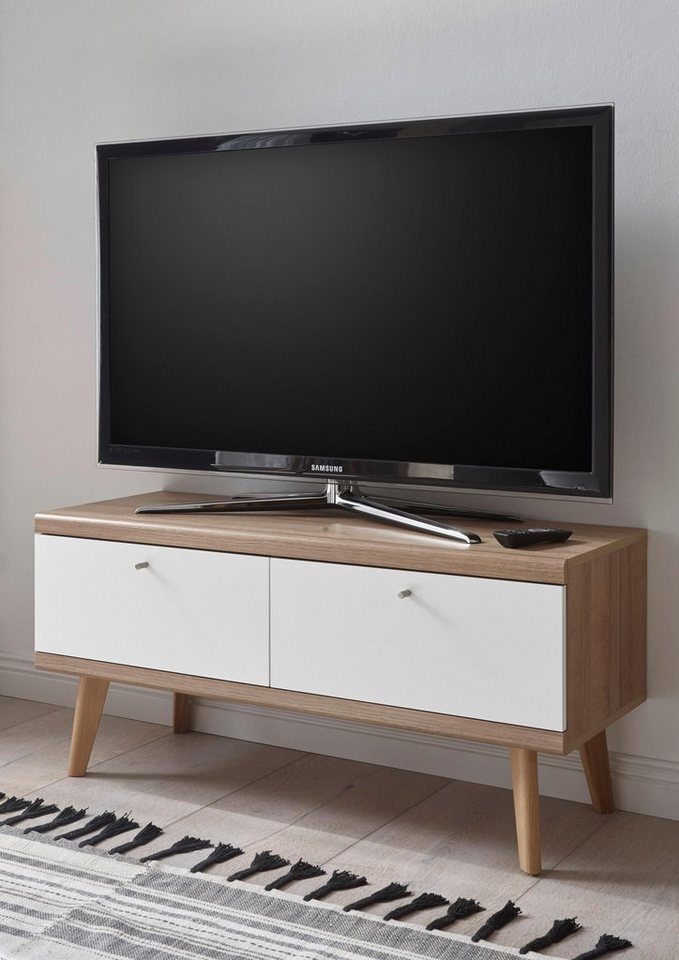 andas tv lowboard merle im skandinavischen design breite 120 cm online kaufen otto. Black Bedroom Furniture Sets. Home Design Ideas