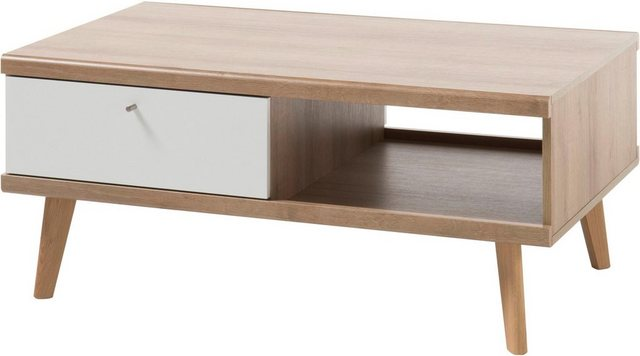 Wohnzimmertische - andas Couchtisch »Merle«, im skandinavischen Design, Höhe 46 cm  - Onlineshop OTTO