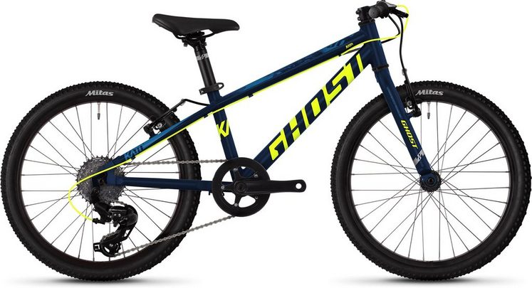 Ghost Mountainbike »Kato R1.0 AL U«, 8 Gang Shimano Tourney TX RD-TX800 8-S Schaltwerk