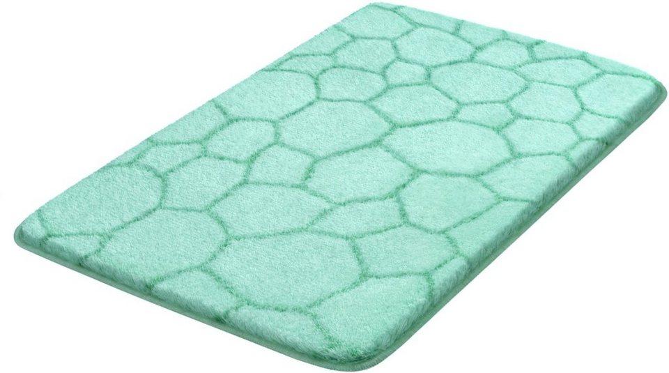 Badematte »Soapy« Kleine Wolke, Höhe 20 mm, rutschhemmend beschichtet,  fußbodenheizungsgeeignet online kaufen | OTTO