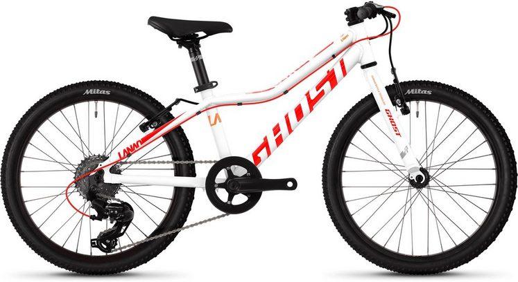 Ghost Mountainbike »Lanao R1.0 AL W«, 8 Gang Shimano Tourney TX RD-TX800 8-S Schaltwerk