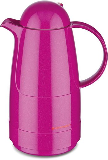 ROTPUNKT Isolierkanne »Sparkling Pink«, 0,5 l, in klassischer Form
