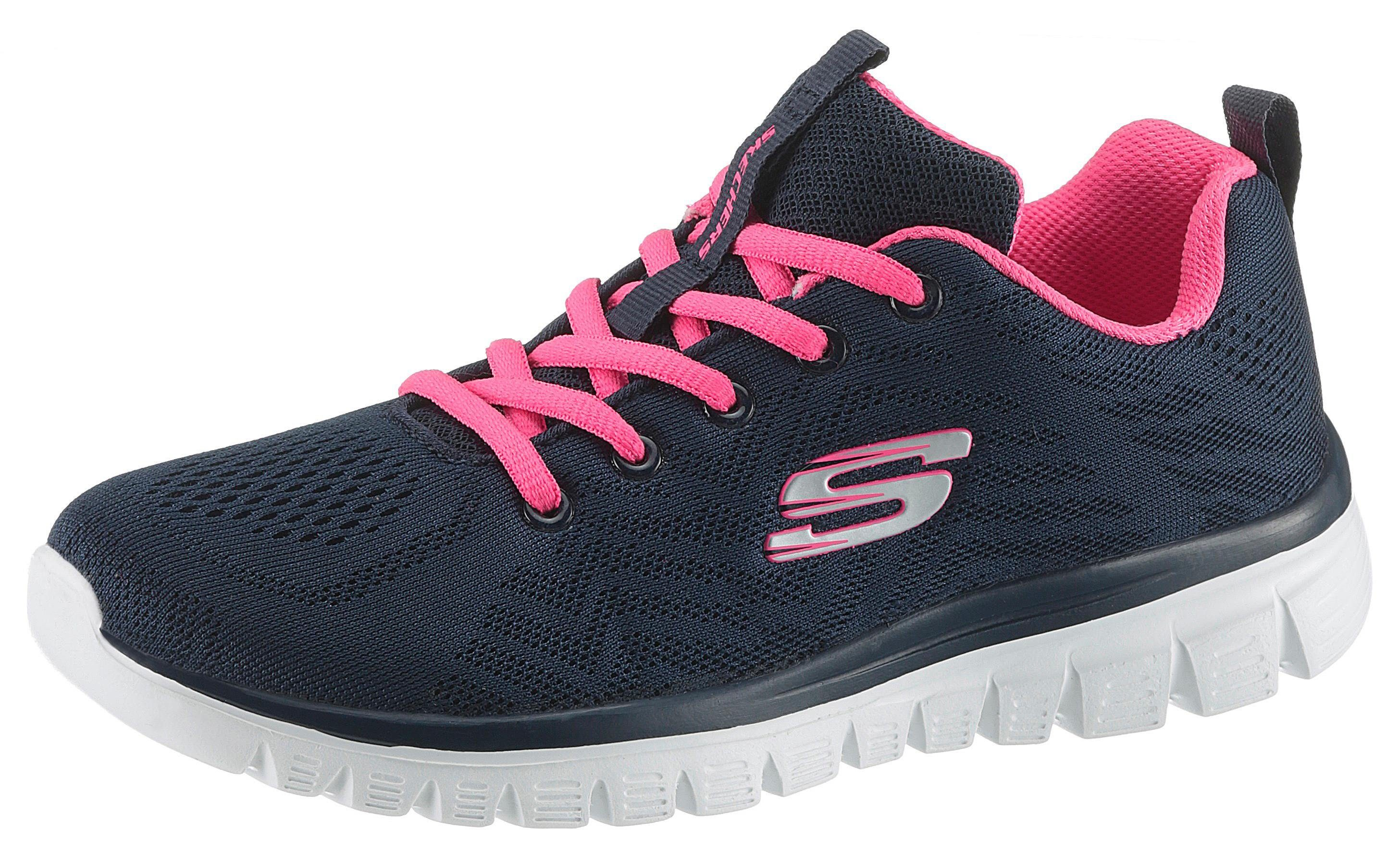 Skechers »Graceful Get Connected« Sneaker mit Dämpfung qdBPl
