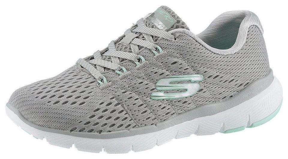 1ac6aec04fc51e Skechers »Flex Appeal 3.0« Sneaker mit Air Cooled Memory Foam online ...