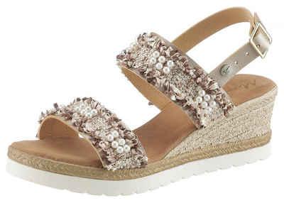 reputable site 85617 dabe9 Goldene Sandaletten online kaufen | OTTO