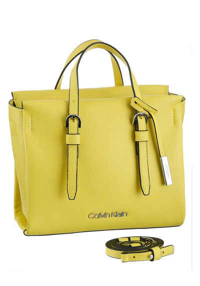 e61fec34c5753 Calvin Klein Henkeltasche »AVANT SMALL TOTE«