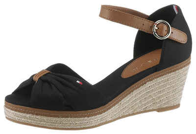 huge selection of e5a22 857da Tommy Hilfiger Sandalen online kaufen | OTTO