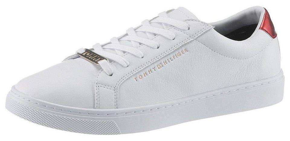 67bdfb9a0b7875 TOMMY HILFIGER »Venus 22A« Sneaker mit Tommy Hilfiger Striftzug außen