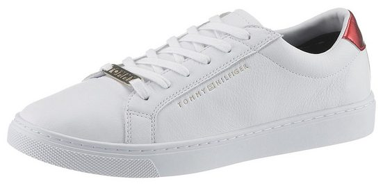 TOMMY HILFIGER »Venus 22A« Sneaker mit Tommy Hilfiger Schriftzug außen