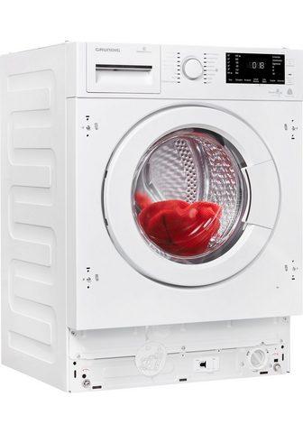 GRUNDIG Einbauwaschtrockner GWDI 854 8 kg / 5 ...