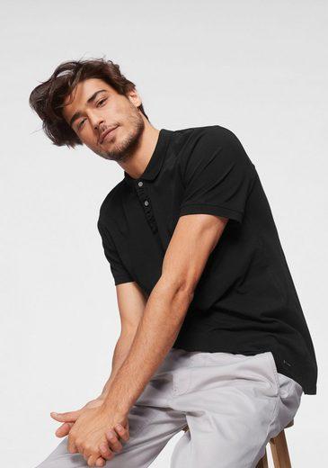 edc by Esprit Poloshirt in Piqué Qualität