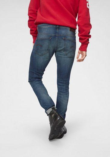 G-Star RAW Slim-fit-Jeans »3301 Deconstructed Super Slim Jeans«