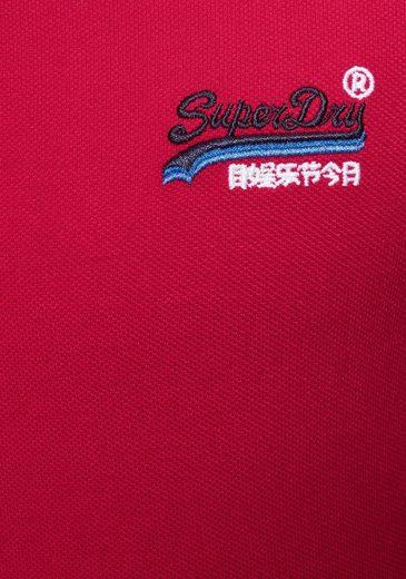 Pique Poloshirt Polo« »classic Pique »classic Superdry Superdry Poloshirt SSF1qRx