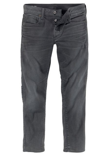 G-Star RAW Slim-fit-Jeans 3301 Elto Super Stretch Denim
