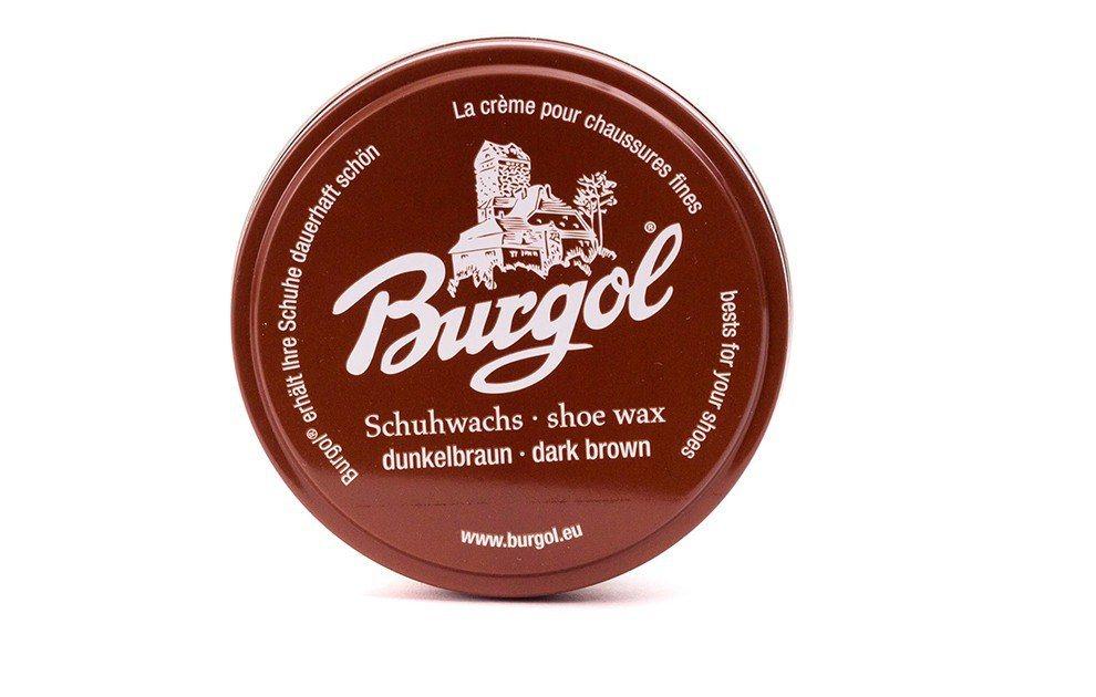 Burgol Schuhlöffel »Burgol Schuhcreme«, Imprägniert und verleiht Glanz | Schuhe > Schuhe-Pflegemittel | Braun | Burgol