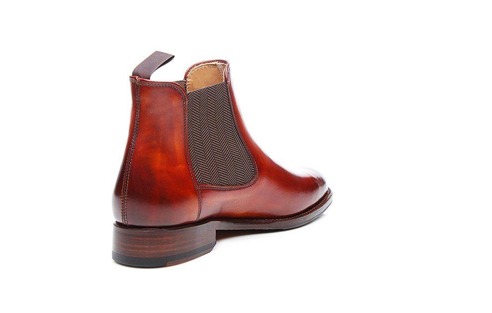 Gefertigt100Made In The Von Stiefelette Kaufen Eu Online Shoepassion »no2350« Hand tCxhQrsd