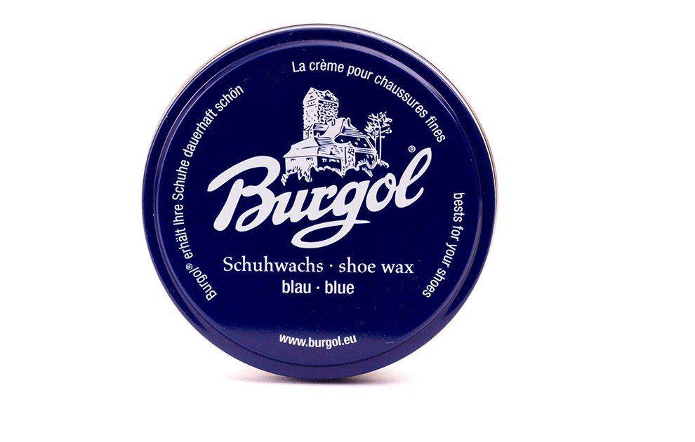 Burgol Schuhlöffel »Burgol Schuhcreme«, Imprägniert und verleiht Glanz | Schuhe > Schuhe-Pflegemittel | Blau | Burgol