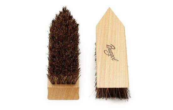 Burgol Schuhputzbürste »Schmutzbürste«, Geeignet für grobes Schuhwerk