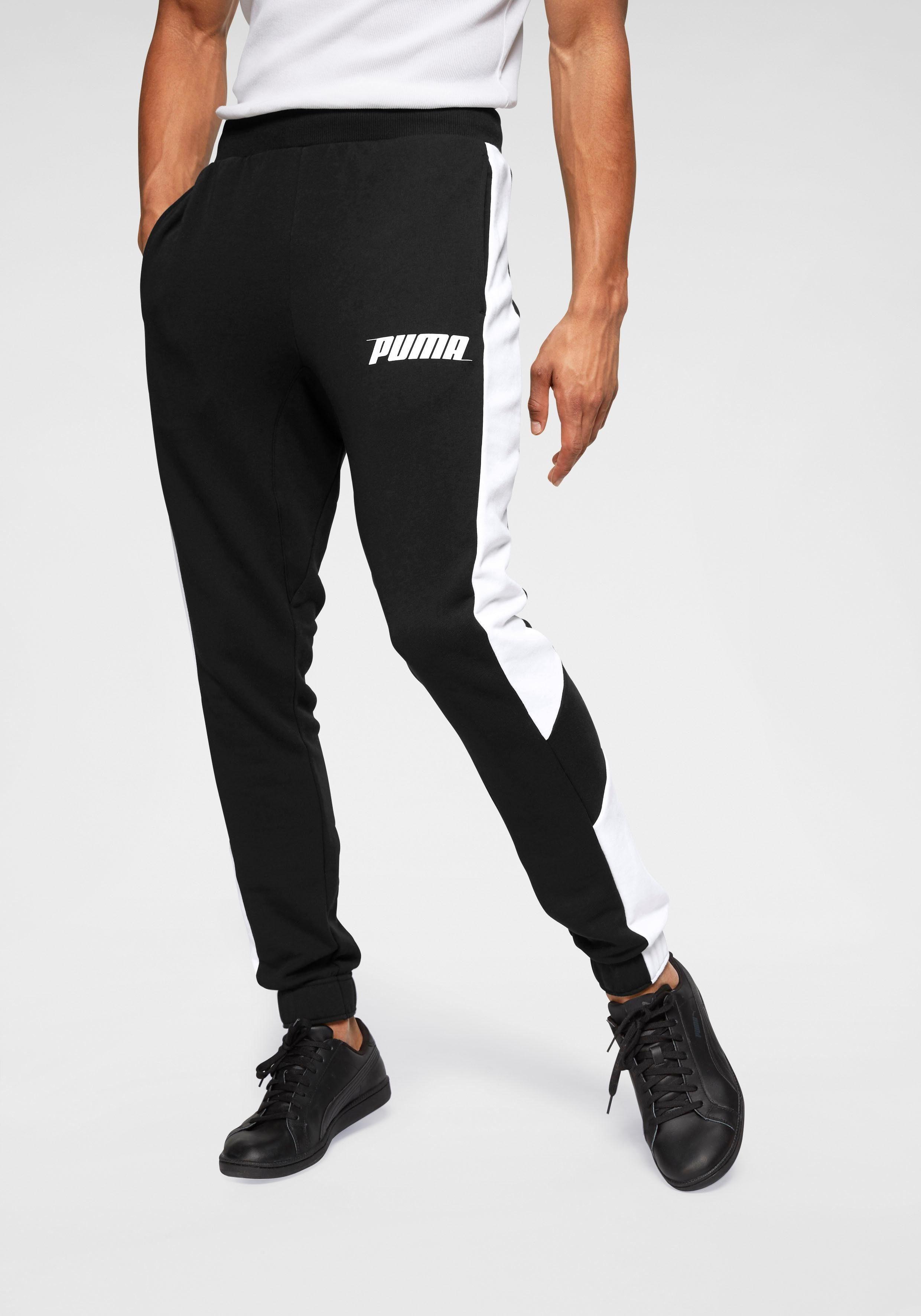 PUMA Jogginghose »REBEL PANTS TR CL«, Logodruck online kaufen | OTTO